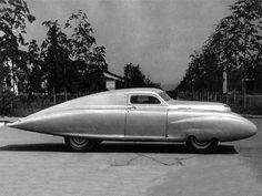 "1950 ГАЗ М-20 ""Победа"" Спорт"