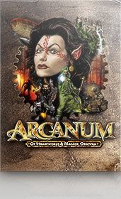 [cleaned, patched, restored and updated for modern OS version of] Arcanum: Of Steamworks and Magick Obscura for download $5.99 @ GOG.com