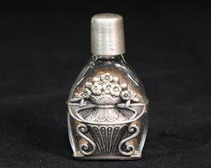 Frasco de Perfume Antigo