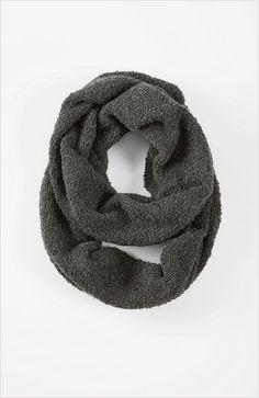 Pure Jill plush infinity scarf