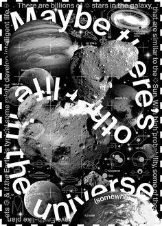 poster design The other side on Behance Typography Poster Design, Graphic Design Posters, Graphic Design Inspiration, Graphic Art, Collage Poster, Poster Layout, Poster Prints, Graphisches Design, Layout Design