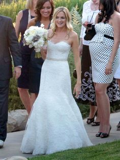 Jimmy Kimmel married Molly McNearny on Saturday 13 July 2013 at the Ojai Valley Inn in Ojai, California.