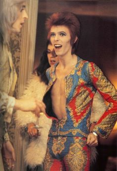 Image result for david bowie 1970s
