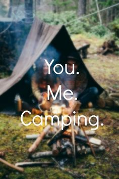 love to camp!