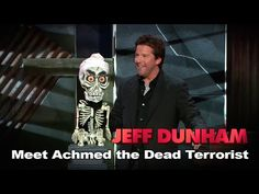 What makes Jeff Dunham one of the best ventriloquists in the world? Fast dissection of the famous ventriloquist and comedian Jeff Dunham. Ventriloquist Doll, Comedy Show, Stand Up Comedy, Jeff Dunham Achmed, Comedy Specials, New Comedies, Great Ads, Funny As Hell, Humor