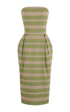 Dalila Sheath Striped Dress by  for Preorder on Moda Operandi