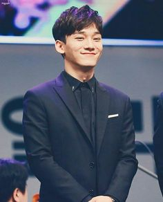 Chen // exo