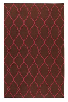 This Fallon Collection rug is manufactured by Surya. From delicate lattice patterns to boldly colored chevron patterns the Fallon Collection makes a statement in flat weave; from creator Jill Rosenwald known for her beautifully colored, hand-ma Transitional Area Rugs, Contemporary Area Rugs, Rectangular Rugs, Rug Cleaning, Throw Rugs, Rug Making, Damask, Wool Rug, Hand Weaving