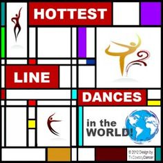 "Line Dance Bonanza -- Introducing my new ""Best of the Best"" line dances from around the planet"
