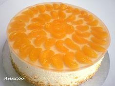 Orange Mousse Cake Recipe (Anncoo Journal)