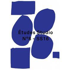 Études N°8. Artwork by Linus Bill + Adrien Horni.