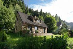Drevo a rodinná atmosféra sú hlavným poznávacím znamením sídla zo západu Českej republiky