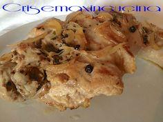 Coscia di tacchino in padella, ricetta leggera Meat, Chicken, Recipes, Food, Cardboard Paper, Recipies, Essen, Meals, Ripped Recipes