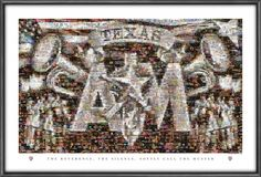 Aggie Mosaic...A MUST have for my future home!