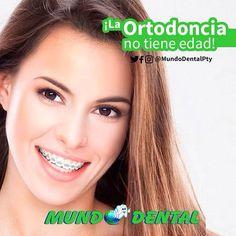 No hay edad para que te sientas a gusto y orgulloso de tu sonrisa . #MundoDentalPty #DentistaEnPanama #DientesSanos