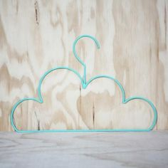 cloud coathangers...