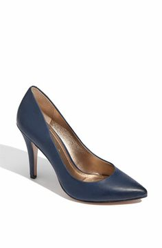 BCBGeneration 'Cielo' Pump -- I want a pair of blue pumps, and these might be it.