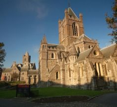 The Dean and Chapter of Christ Church Cathedral welcome visitors to Dublin