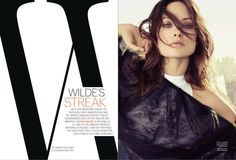 magazine layout fashion editorial vogue - Google Search