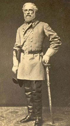 Lee is wearing the sword in this famous picture. Lee naturally remained in possession of his sword after the surrender at Appomattox in accordance with General Grant's generous terms which allowed Confederate officers to retain their sidearms. The Lee family loaned the sword to the Museum of the Confederacy in 1918, and permanently bequeathed it in 1982. It will be moved to a new Appomattox Museum in the future.