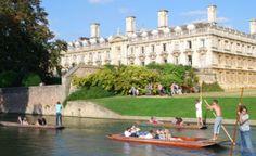 EF International Language Centres 場所: Cambridge, Cambridgeshire