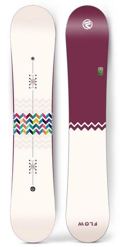 Flow Jewel Snowboard 2016 146cm The Jewel is the board of choice by Flow's Top…