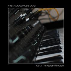 Netaudio Files 002 (Free Download), by Matthias Springer Techno, Deep, Album, Music, Musica, Musik, Muziek, Techno Music, Music Activities