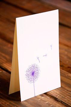 cute little note card idea