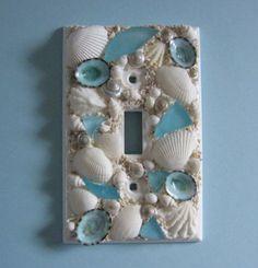 Seashell Light Switch
