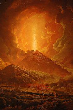 Interpreting Volcanoes as Dream Symbols