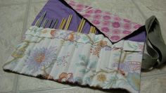 home sweet home: Tutorial: Knitting Needle Case