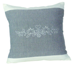 Coussin 40x40 - SEB13117 Decoration, Bed Pillows, Pillow Cases, Shabby Chic, Creations, Decor, Pillows, Decorations, Decorating