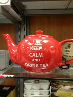 I want this teapot