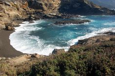 One of the beaches at Point Lobos