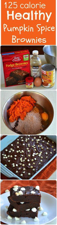 Healthy Pumpkin Spic