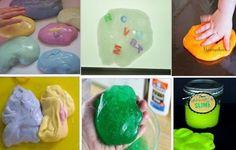 Slime, silly putty, flubber e gak fatti in casa: ricette   Lapappadolce   Pagina 2