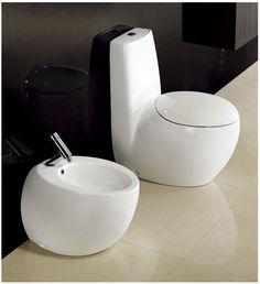 Modern Toilet | eBay