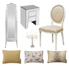 """""""Bedroom accessories"""" by serendipityhome on Polyvore featuring interior, interiors, interior design, home, home decor, interior decorating and bedroom"""