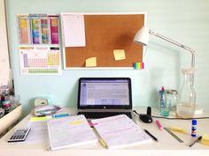 Mindmap Queen , studiesofachemnerd:   This was my study space...