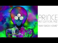 Prince - WAY BACK HOME [Official Audio] Absolutely stunningly brilliant! Art Official Age is a great album. This song is one of the reasons why!