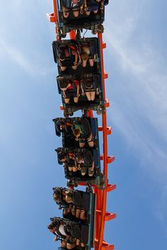 Roller Coaster by mdalmuld, via Flickr