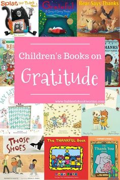 Children's Books on Gratitude You Need to Read Babies to Bookworms is part of Teaching gratitude - Babies to Bookworms provides a list of children's books on gratitude that will help your family talk about thankfulness and gratitude Check them out now! Best Children Books, Childrens Books, Gratitude Book, Gratitude Ideas, Gratitude Quotes, Positive Books, Social Emotional Learning, Emotional Books, Character Education