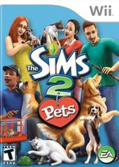 Title: The Sims 2: Pets (Nintendo Wii, 2007) UPC: 014633158601 Condition…