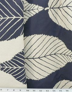 Arboretum Indigo | Online Discount Drapery Fabrics and Upholstery Fabric Superstore!