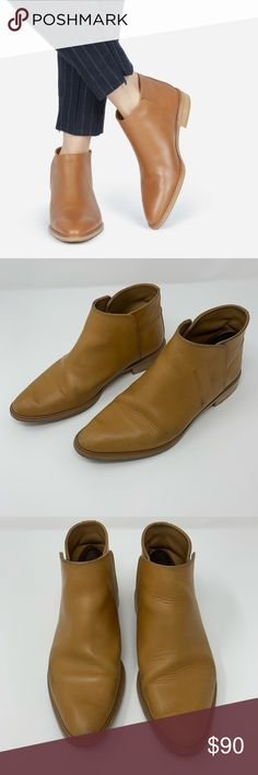 d73e288be6 17 Best tan leather ankle boots images in 2016 | Brown leather ankle ...
