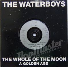 The Waterboys The Whole Of The Moon ENY 642