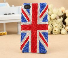 England iphone case iPhone 4 Case  Luxury by diyiphonecover, $25.99