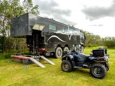 Overland Truck, Overland Trailer, Expedition Vehicle, Off Road Camping, Truck Camping, Motorhome, Luxury Rv Living, Pick Up, Truck Detailing