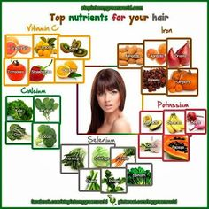 HİNT YAĞI: Hızlı Saç Uzatmak İçin Beslenme