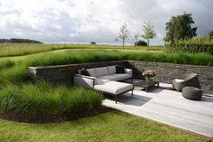 Tuinrealisaties: Grote tuinen